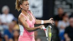 Tennis, con la Barty Giorgi sfavorita