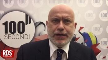 I 100 secondi di Paolo De Paola: «Il caso Verdi e Sarri»