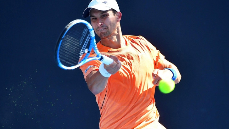 Tennis, ancora favorito Fognini al terzo turno