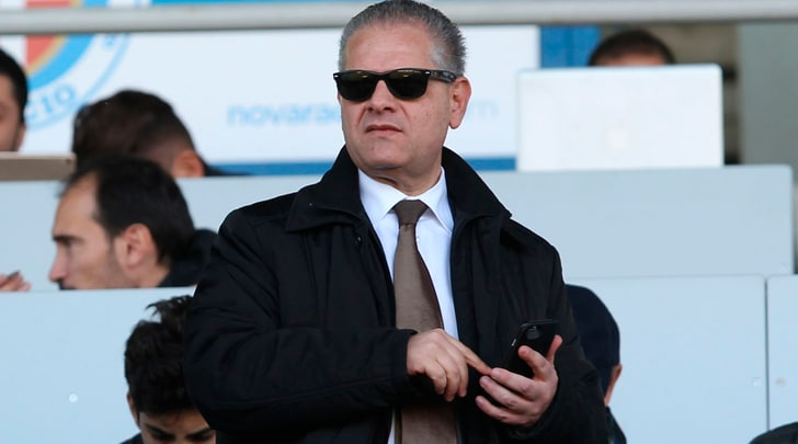 Serie B Bari, ammenda di 20.000 euro. Per Giancaspro 3 mesi di inibizione