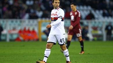 Serie A Genoa, lesione muscolare: si ferma Giuseppe Rossi