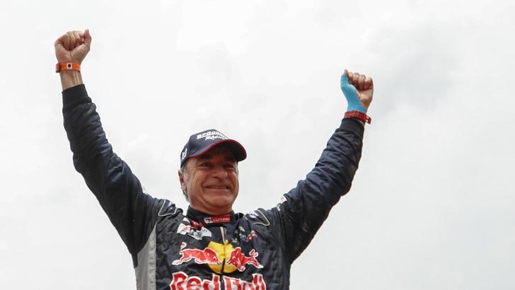 Dakar: auto, Sainz vince l'edizione 2018