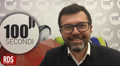 I 100 secondi di Guido Vaciago: «Serie A, l'ultimo campionato ancora vivo»