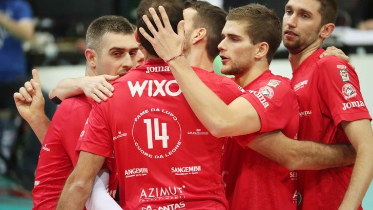Volley: Superlega, Piacenza vince a Milano al tie break