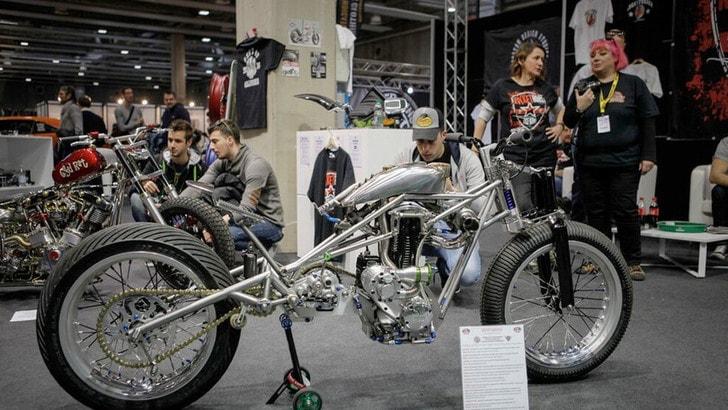 """Motor Bike Expo: tutti i """"colori"""" del custom"""