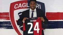 Calciomercato Ceter: «Cagliari, sono arrivato per crescere»