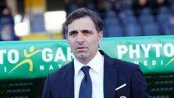 Serie A Verona, confermato Pecchia in panchina