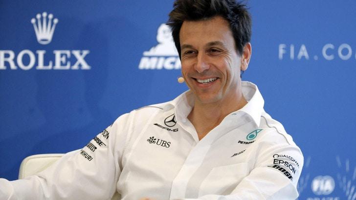 F1, Wolff: «Siamo sempre alla ricerca di piani intelligenti»