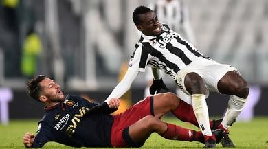 Juventus, per Matuidi contusione alla coscia destra: Chievo a rischio