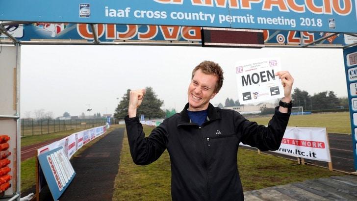 Sondre Moen è pronto a incantare Napoli e la sua mezza maratona
