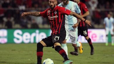 Calciomercato Foggia, Calderini alla Viterbese in prestito