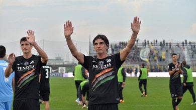 Serie B, squalificati per tre giornate Ricci (Salernitana) e Bentivoglio (Venezia)