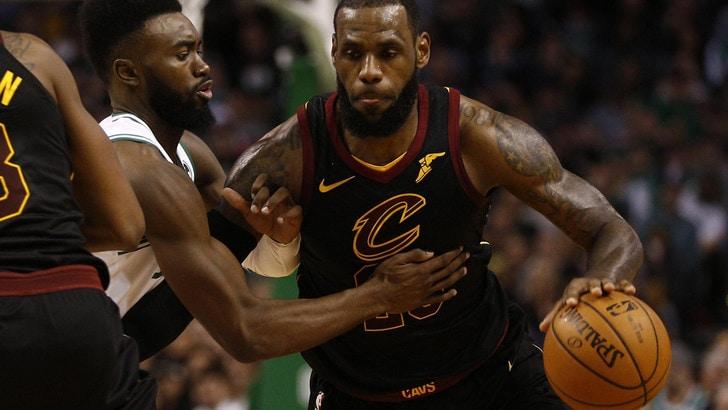 NBA, LeBron trascina i Cavs. Gallinari vince ancora. Celtics ko