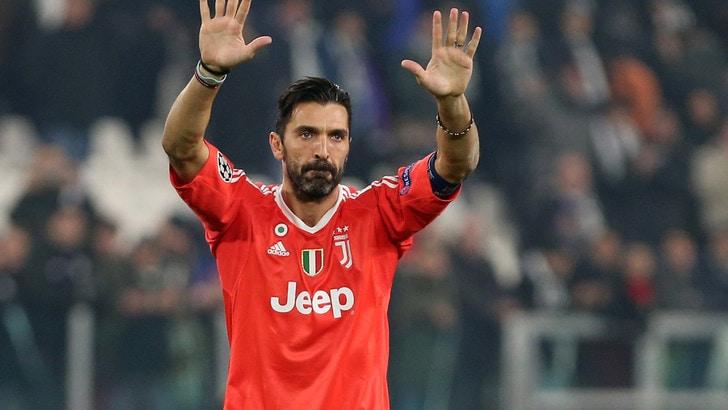 Serie A, scommesse aperte sul ritiro di Buffon