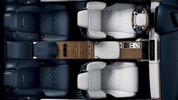 Land Rover conferma: a Ginevra arriva il super Suv Range