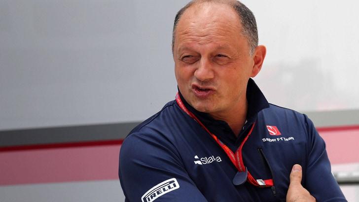 F1, Vasseur: «Con Ferrari vogliamo costruire qualcosa»