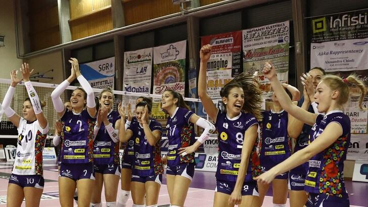 Volley: Coppa Italia A2 Femminile, passano Collegno, Battistelli, Mondovì e Chieri