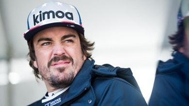 Daytona: Van der Zande conquista la pole, Alonso è 13°