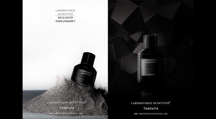 Vanhera. Un'altra fantastica fragranza di Laboratorio Olfattivo.