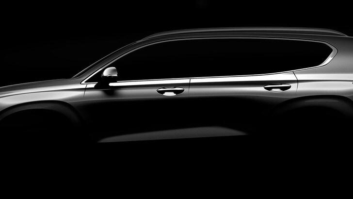 Hyundai Santa Fe, la quarta generazione debutta a Ginevra