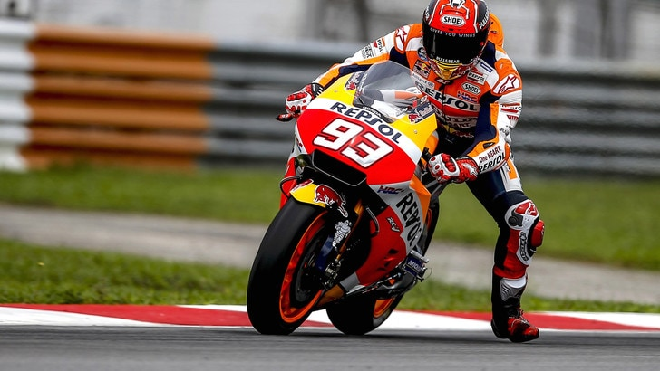 MotoGp Honda, Marquez: «A Le Mans serve un altro set up»