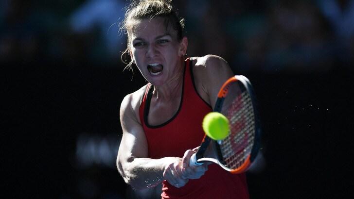 Tennis, Australian Open: i bookmaker puntano su Halep