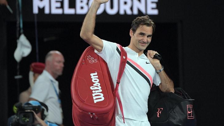 Tennis, Australian Open, il favorito Federer paga 1,20
