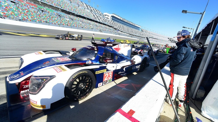 Daytona, si scaldano i motori: Alonso tra i favoriti