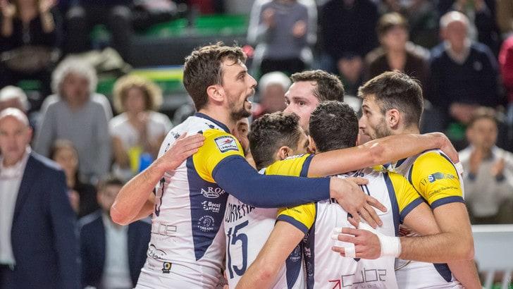 Volley: A2 Maschile, Girone Blu: Spoleto vince a conquista la Pool A