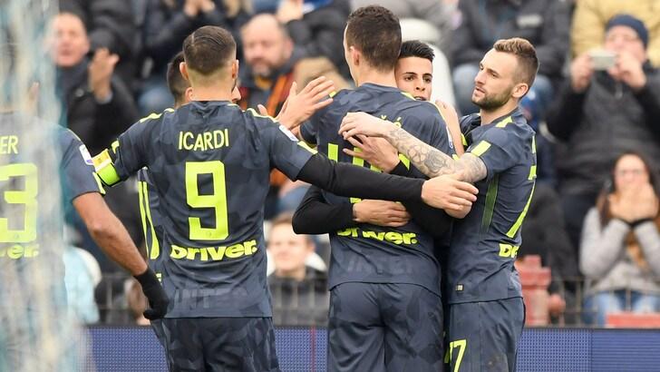Serie A, Spal-Inter 1-1: Paloschi beffa Spalletti al 90'