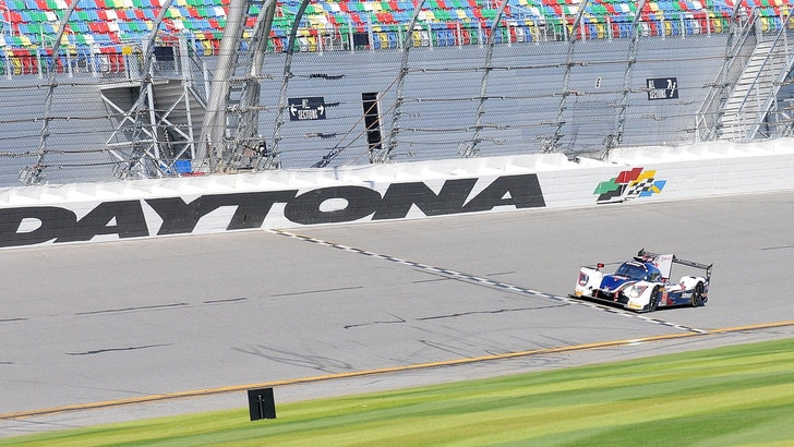 Daytona, sfida finale nella 24 ore