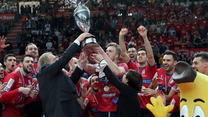 Volley: Roma festeggia, la Coppa Italia di A2 è sua