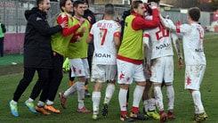 Serie C, il Padova batte il Ravenna e va a +11: decisivo Guidone