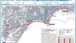 Un percorso da sogno quello della Napoli City Half Marathon