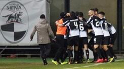 Serie C Siena-Carrarese, senza reti. Il derby termina 0-0