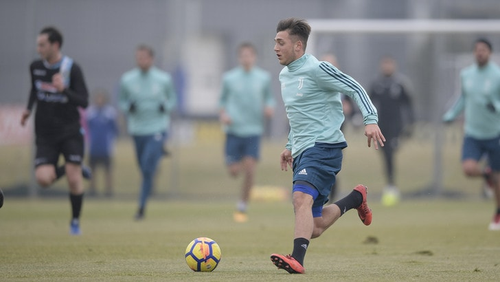 Juventus, i convocati: Douglas Costa out, c'è Del Sole