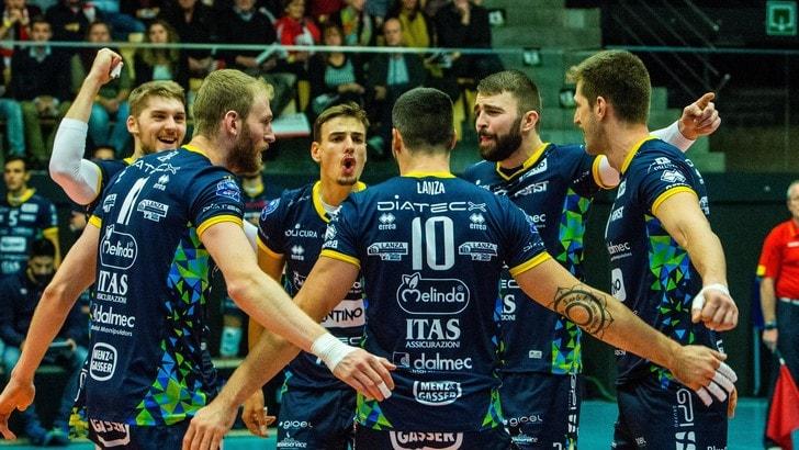 Volley: cinque italiane si giocano l'Europa