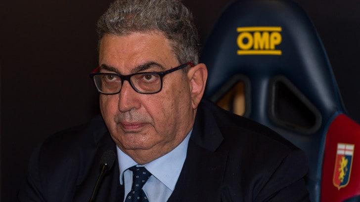 Calciomercato Genoa, Perinetti: «Laxalt blindato. Pellegri? L'offerta del Monaco impareggiabile»
