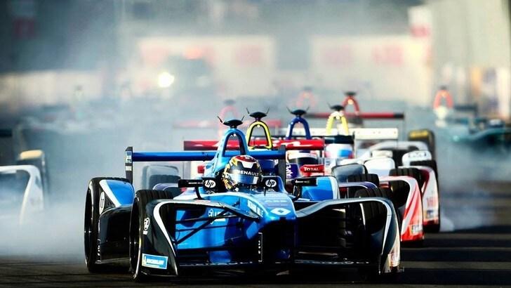 Formula E, a Santiago tutti a caccia di Rosenqvist