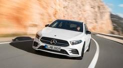 Nuova Mercedes Classe A, salto di qualità