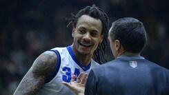 Basket Serie A, David Moss rinnova con Brescia