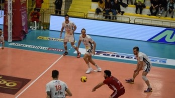 Volley: Superlega, la Revivre porta via i tre punti da Vibo