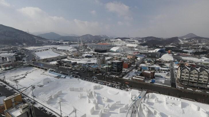 PyeongChang 2018 da record anche per il gelo