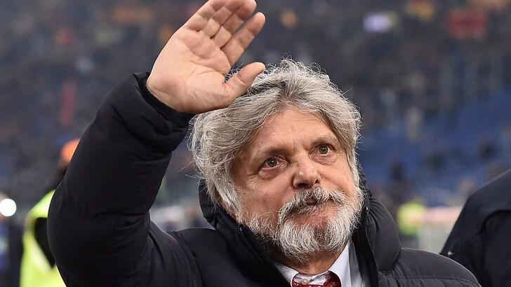 Calciomercato Sampdoria, Ferrero: «Voglio vincere: per questo Caprari è restato qui»