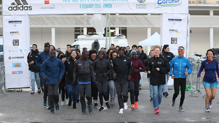 Napoli City Half Marathon è pronta al record