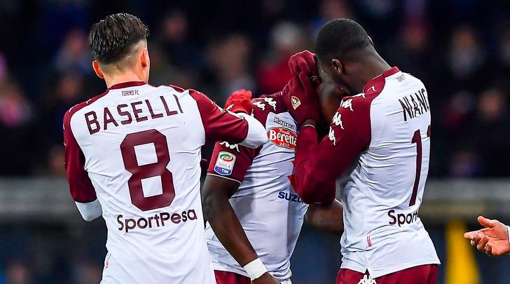 Lo scandaloso arbitro Rocchi ferma di nuovo il Torino: 1-1 in casa Sampdoria