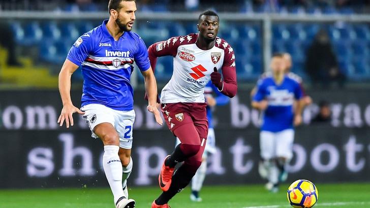 Serie A Sampdoria-Torino 1-1, il tabellino