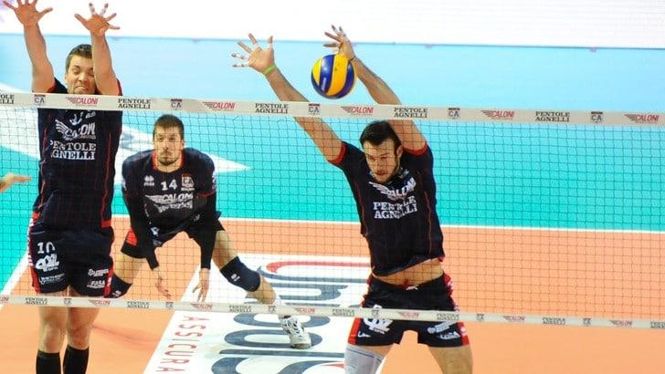 Volley: A2 Maschile, da domani le partite della seconda fase