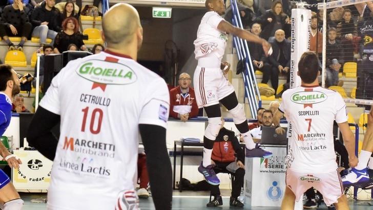Volley: A2 Maschile, per Gioia del Colle successo pesante contro Reggio Emilia