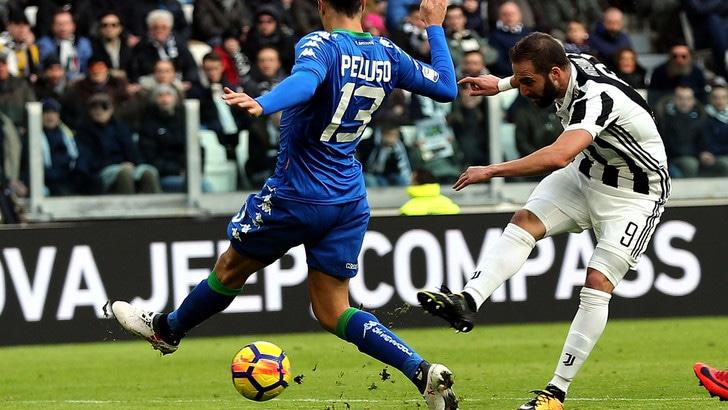 Serie A Juventus-Sassuolo 7-0, il tabellino